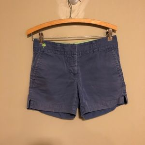 LILY PULITZER | Blue Shorts